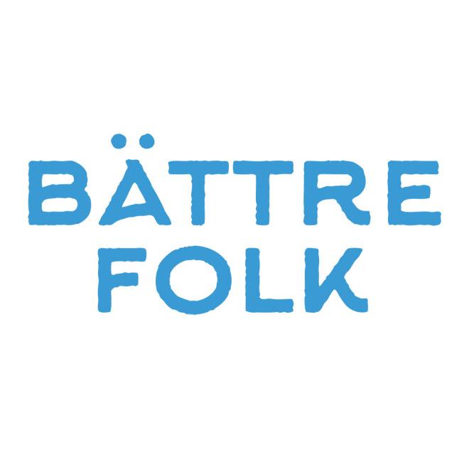 Bättre Folkin logo